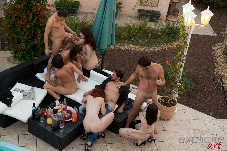 Sexe anal dans tous les coins de la maison - 2 2