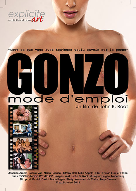 Gonzo mode d'emploi Once upon a porn