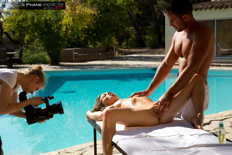 Рабочие моменты порносьемки 9 фотография