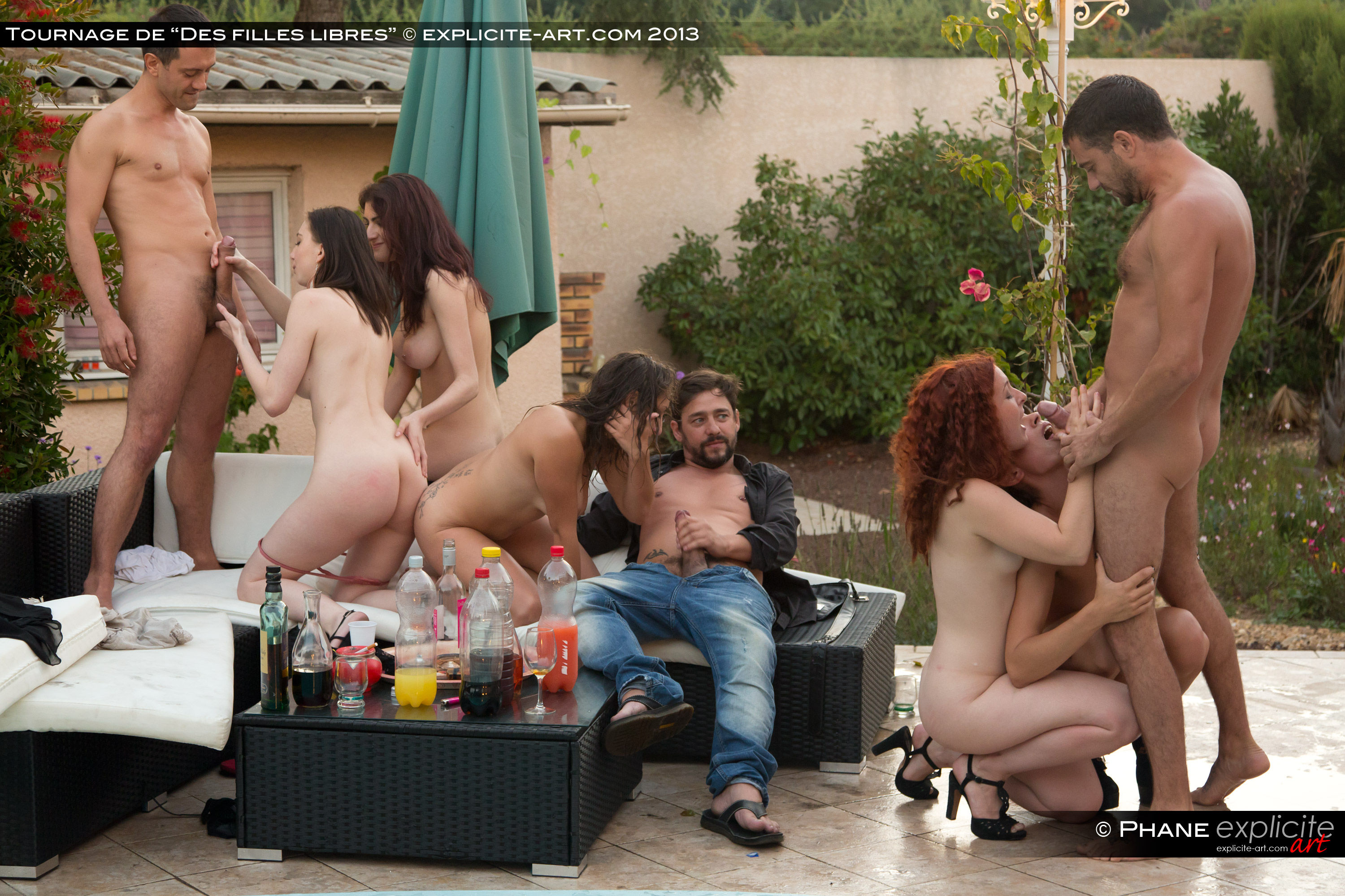 de film libres porn Jan 2014  Des Filles Libres is finally released!