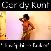 "Candy Kunt as ""Josephine Baker"""