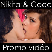 NIKITA AND COCO IN STUDIO