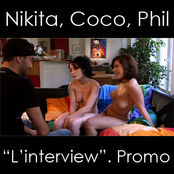 NIKITA, COCO ET PHIL. L'INTERVIEW.