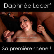 DAPHNEE LECERF. HER VERY FIRST HARDCORE SCENE.