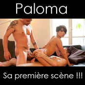 PALOMA. HER VERY FIRST SCENE WITH BOYS!