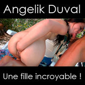 Angelik Duval. An incredible girl!