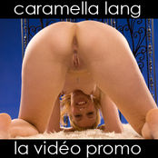 One day in studio with Caramella Lang